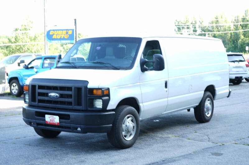 2011 Ford E-Series Cargo for sale at Dubes Auto Sales in Lewiston ME
