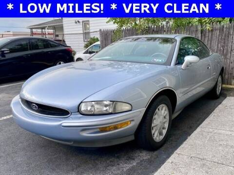 1995 Buick Riviera for sale at Ron's Automotive in Manchester MD
