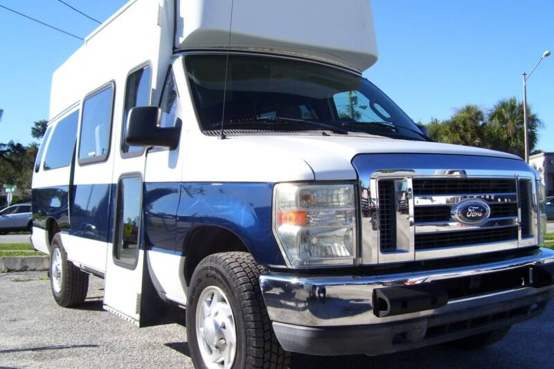 2010 Ford E-Series Cargo for sale at buzzell Truck & Equipment in Orlando FL