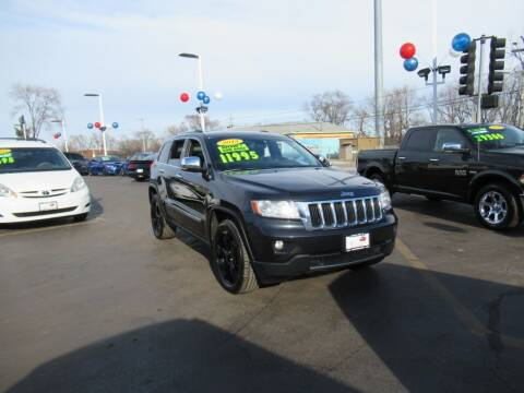 2013 Jeep Grand Cherokee for sale at Auto Land Inc in Crest Hill IL