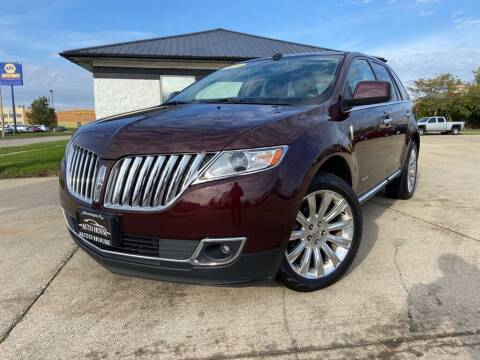 2011 Lincoln MKX for sale at Auto House of Bloomington in Bloomington IL