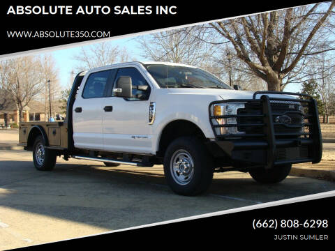 2017 Ford F-250 Super Duty for sale at ABSOLUTE AUTO SALES INC in Corinth MS