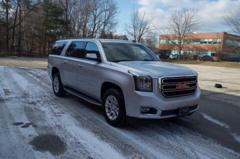 2015 GMC Yukon XL for sale at World Class Motors LLC in Noblesville IN