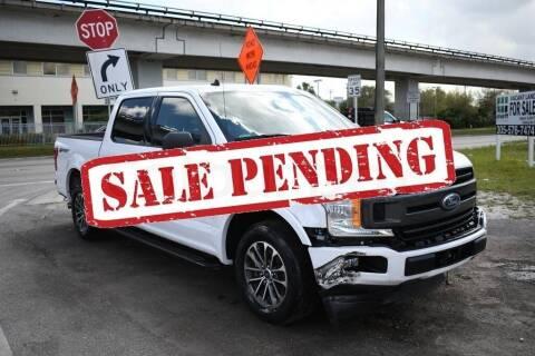 2019 Ford F-150 for sale at STS Automotive - Miami, FL in Miami FL