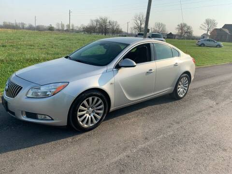 2011 Buick Regal for sale at Nice Cars in Pleasant Hill MO