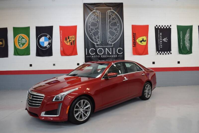 2018 Cadillac CTS for sale at Iconic Auto Exchange in Concord NC