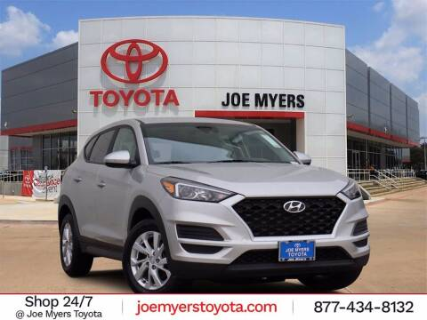2020 Hyundai Tucson for sale at Joe Myers Toyota PreOwned in Houston TX