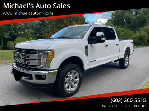 2017 Ford F-250 Super Duty for sale at Michael's Auto Sales in Derry NH
