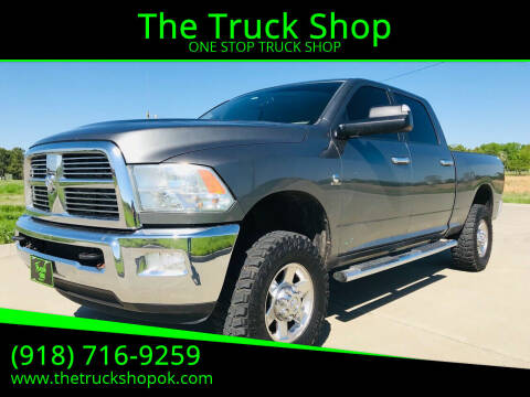 2011 RAM Ram Pickup 2500 for sale at The Truck Shop in Okemah OK