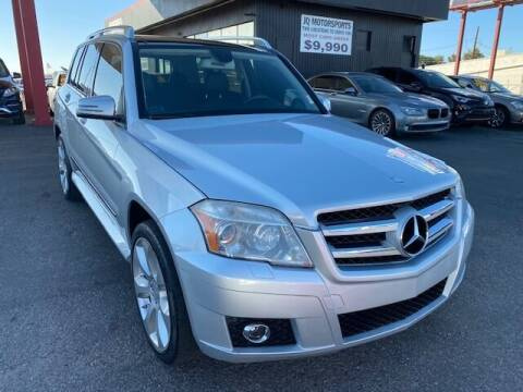 2010 Mercedes-Benz GLK for sale at JQ Motorsports East in Tucson AZ