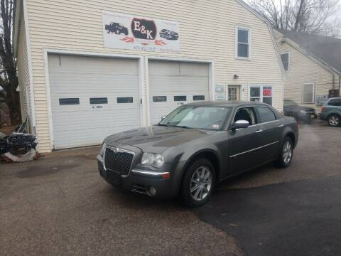 2010 Chrysler 300 for sale at E & K Automotive in Derry NH