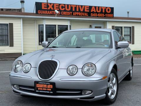 2001 Jaguar S-Type for sale at Executive Auto in Winchester VA