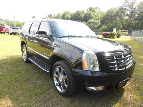 2007 Cadillac Escalade for sale at Jeff's Auto Wholesale in Summerville SC