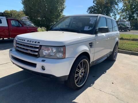 2009 Land Rover Range Rover Sport for sale at Diana Rico LLC in Dalton GA