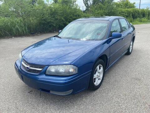 2004 Chevrolet Impala for sale at Mr. Auto in Hamilton OH