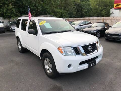 2008 Nissan Pathfinder for sale at Auto Revolution in Charlotte NC