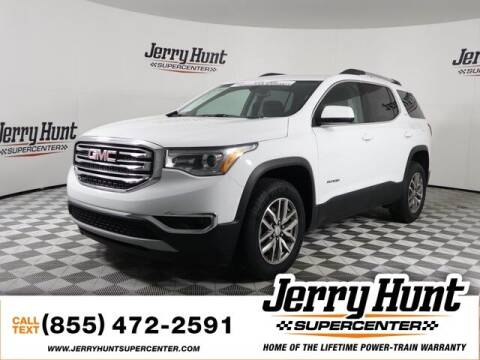 2018 GMC Acadia for sale at Jerry Hunt Supercenter in Lexington NC