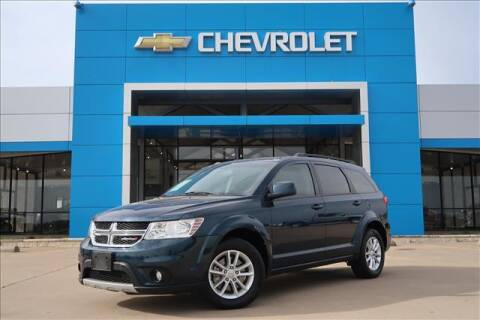 2015 Dodge Journey for sale at Lipscomb Auto Center in Bowie TX