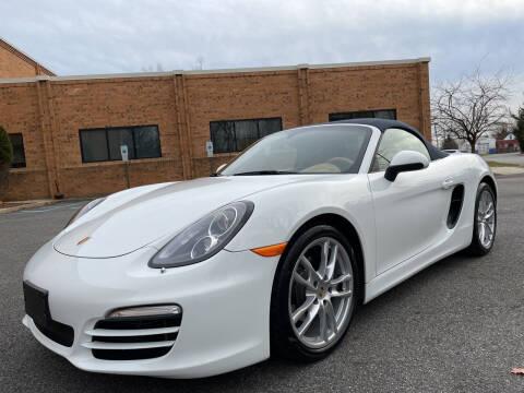 2013 Porsche Boxster for sale at Vantage Auto Wholesale in Lodi NJ