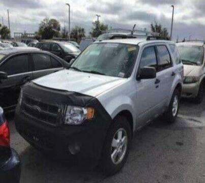 2012 Ford Escape for sale at JacksonvilleMotorMall.com in Jacksonville FL