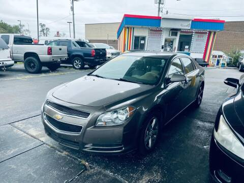 2011 Chevrolet Malibu for sale at Car Credit Stop 12 in Calumet City IL