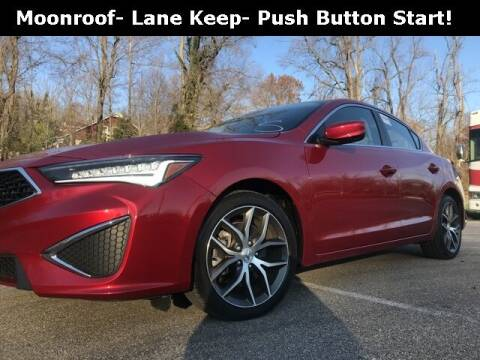 2019 Acura ILX for sale at Mark Sweeney Buick GMC in Cincinnati OH