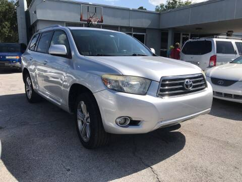 2009 Toyota Highlander for sale at Popular Imports Auto Sales in Gainesville FL