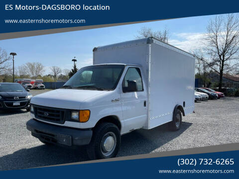 2006 Ford E-Series Chassis for sale at ES Motors-DAGSBORO location in Dagsboro DE