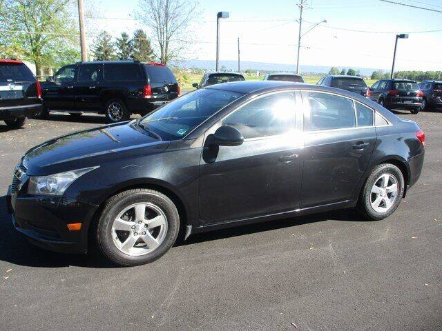 2013 Chevrolet Cruze for sale at FINAL DRIVE AUTO SALES INC in Shippensburg PA