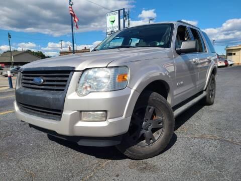 2008 Ford Explorer for sale at Rite Track Auto Sales in Detroit MI