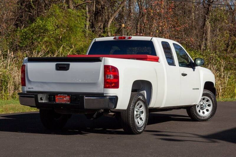 2011 Chevrolet Silverado 1500 4x4 Work Truck 4dr Extended Cab 6.5 ft. SB - Frederick MD