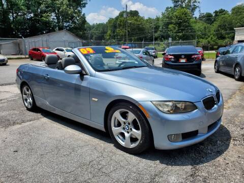 2009 BMW 3 Series for sale at Import Plus Auto Sales in Norcross GA