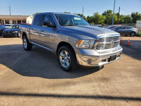 2019 Dodge Ram Pickup 1500 for sale at Zora Motors in Houston TX