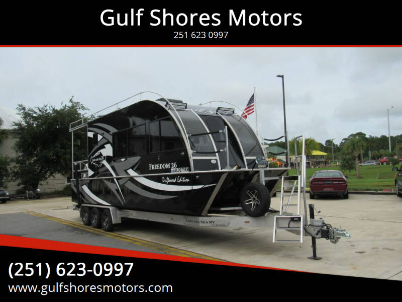 2019 Land and Sea Freedom for sale at Gulf Shores Motors in Gulf Shores AL