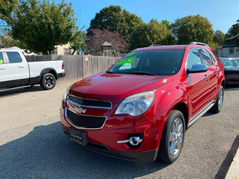 2013 Chevrolet Equinox for sale at Auto Plus in Amesbury MA