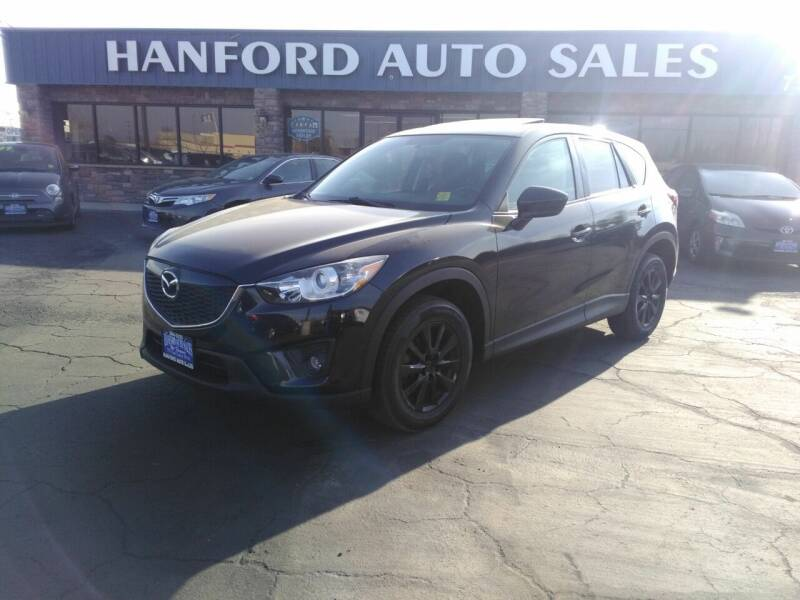2013 Mazda CX-5 for sale at Hanford Auto Sales in Hanford CA