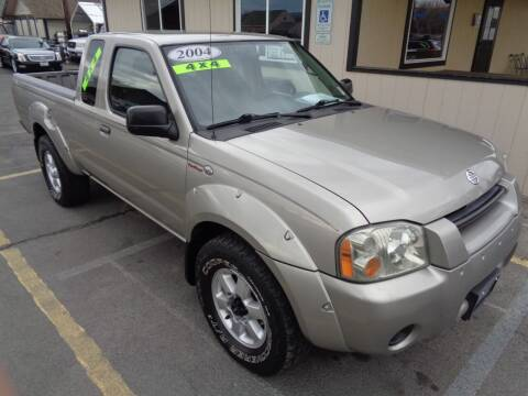 2004 Nissan Frontier for sale at BBL Auto Sales in Yakima WA