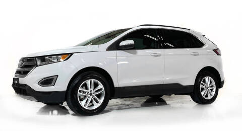 2017 Ford Edge for sale at Houston Auto Credit in Houston TX