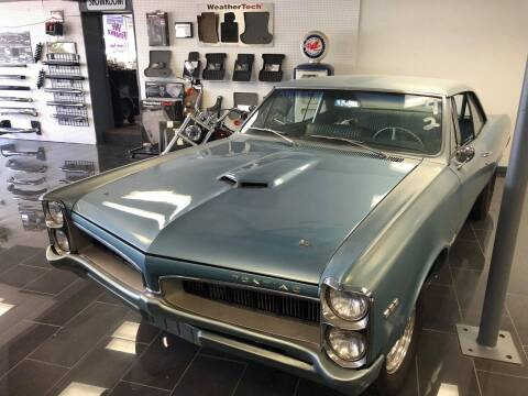 1967 Pontiac Tempest for sale at Mr Wonderful Motorsports - Muscle Cars in Aurora IL