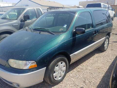 2002 Mercury Villager for sale at ACE AUTO SALES in Lake Havasu City AZ