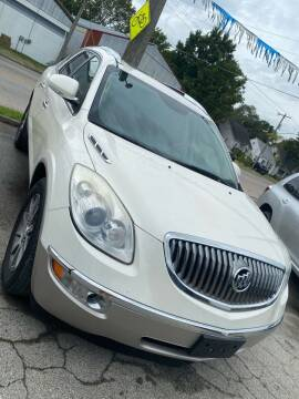 2012 Buick Enclave for sale at Car Barn of Springfield in Springfield MO