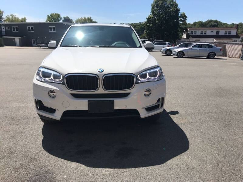 2016 BMW X5 for sale at BEACH AUTO GROUP INC in Fishkill NY