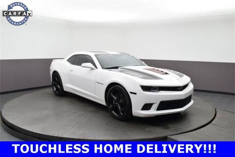 2015 Chevrolet Camaro for sale at M & I Imports in Highland Park IL