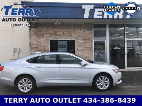 2020 Chevrolet Impala for sale at Terry Auto Outlet in Lynchburg VA