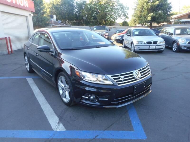 2014 Volkswagen CC for sale at ROSEVILLE CAR CONNECTION in Roseville CA