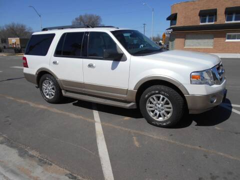 2011 Ford Expedition for sale at Creighton Auto & Body Shop in Creighton NE