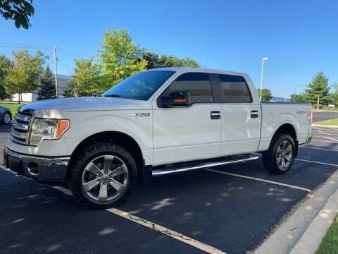 2014 Ford F-150 for sale at Fuzzy Dice Motorz LLC in Batavia IL