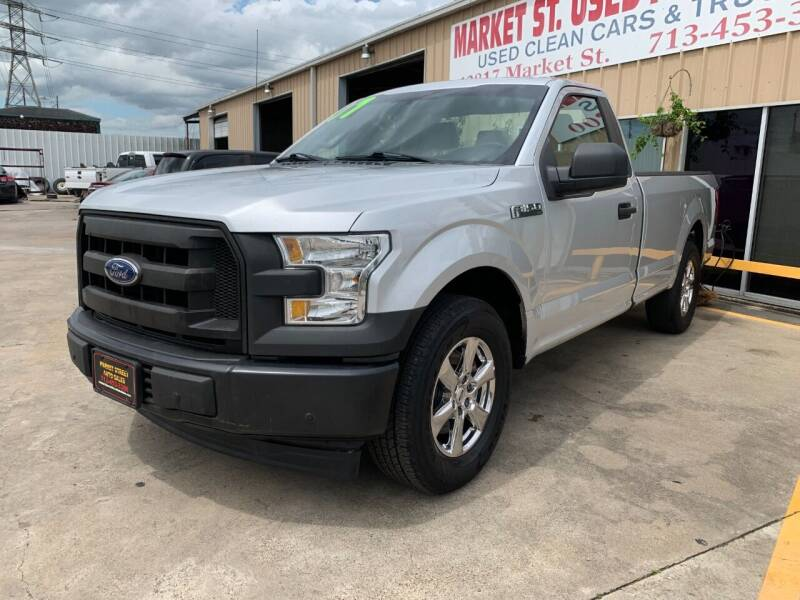 2017 Ford F-150 for sale at Market Street Auto Sales INC in Houston TX