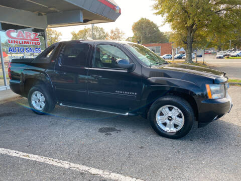 2009 Chevrolet Avalanche for sale at Carz Unlimited in Richmond VA
