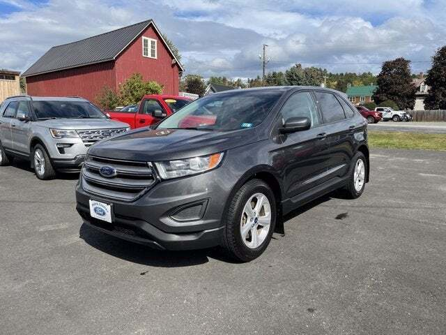 2016 Ford Edge for sale at SCHURMAN MOTOR COMPANY in Lancaster NH